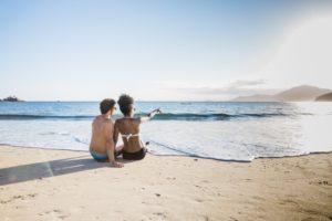 Θερινή παραλία dating