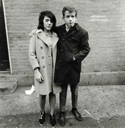 teenager couple_New York_1963