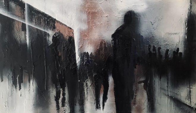 Ατομική έκθεση της Αλεξία Κουδιγκέλη με θέμα «Αμερικανική Ποίηση μέσα από τη Ματιά μιας Ζωγράφου» θα παρουσιαστεί από την Τρίτη 15 Σεπτεμβρίου εως τις 17 του μήνα στο Κολλέγιο Αθηνών.