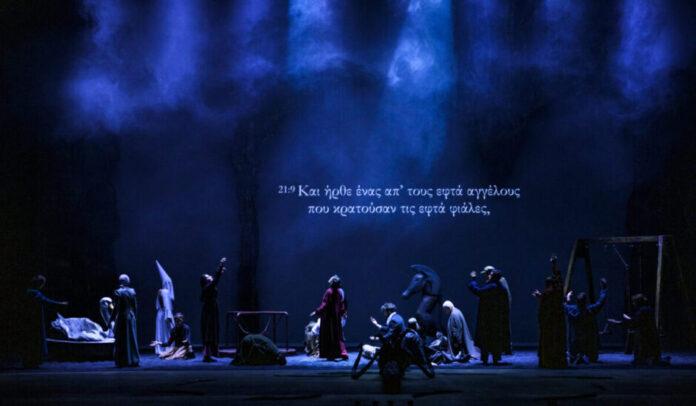 H «Αποκάλυψη» του Θάνου Παπακωνσταντίνου στο Ψηφιακό Κανάλι του Ιδρύματος Ωνάση