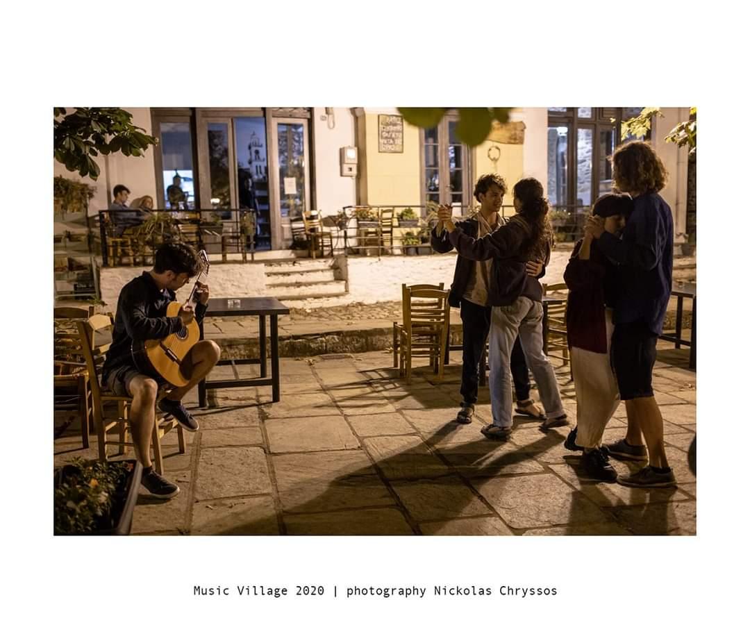 Μουσικό χωριό