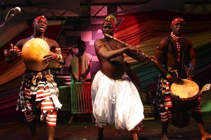 Αφρικανικό θέατρο